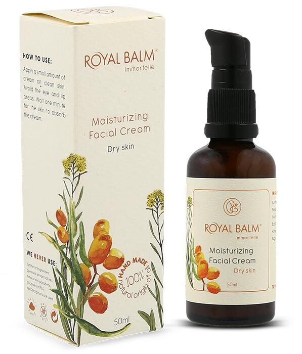 Prirodna krema za suvo lice - Royal Balm od 50ml