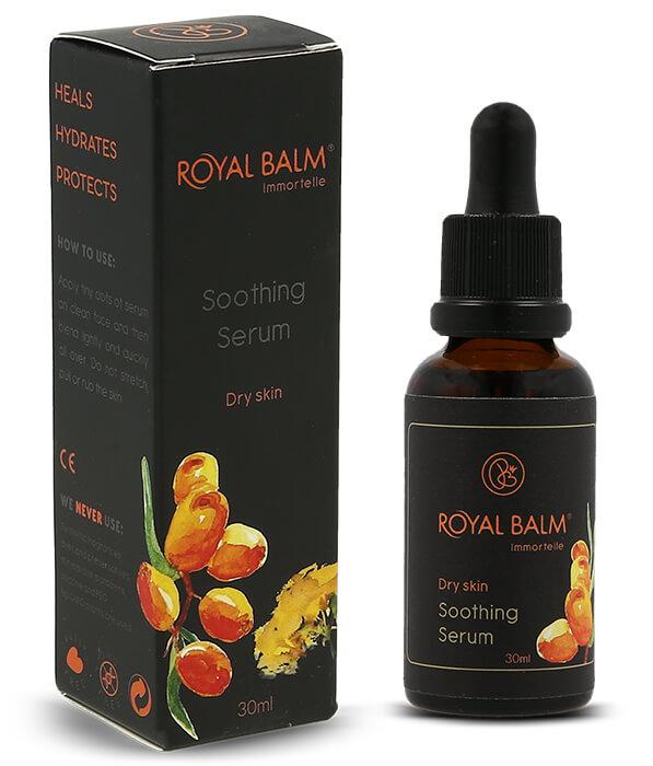 Serum za suvu i osetljivu kožu