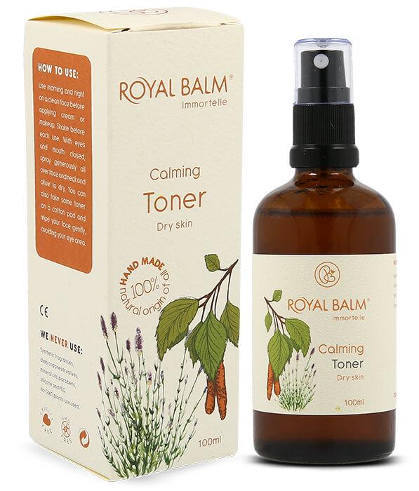 Prirodni tonik za suvo lice - Royal Balm