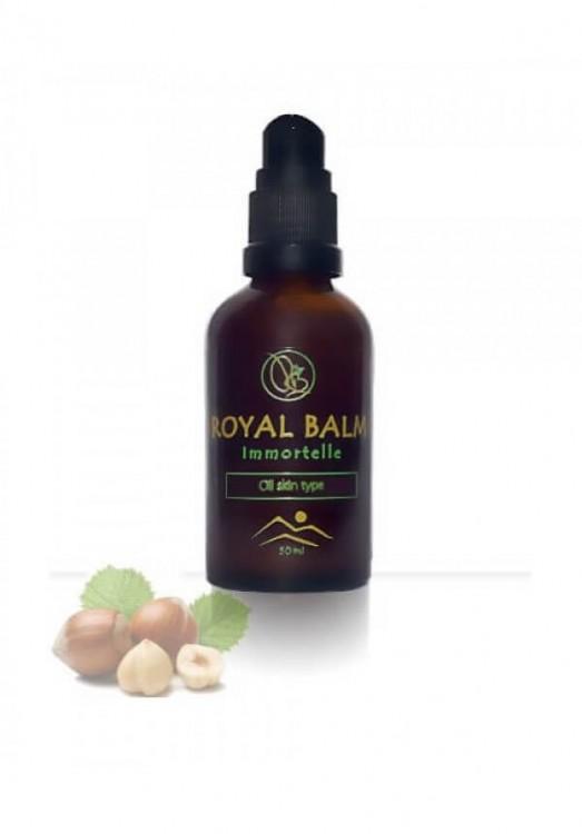Bočica prirodne kreme za masnu kožu od 50ml - Royal Balm