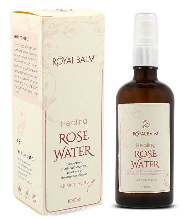 Ružina voda 100ml - Royal Balm