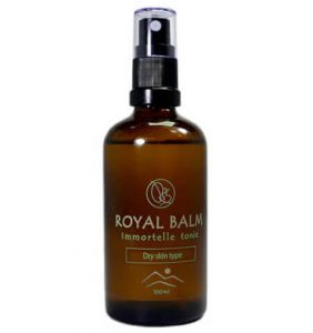 Prirodni tonik za suvu kožu