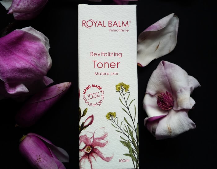 Tonik za zrelu kožu od 100ml Royal Balm