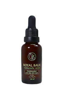 Prirodni serum za masnu i mešovitu kožu