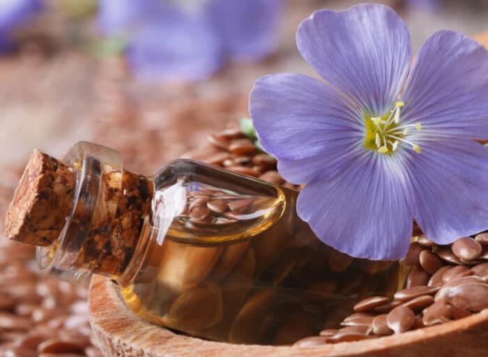 Laneno organsko ulje