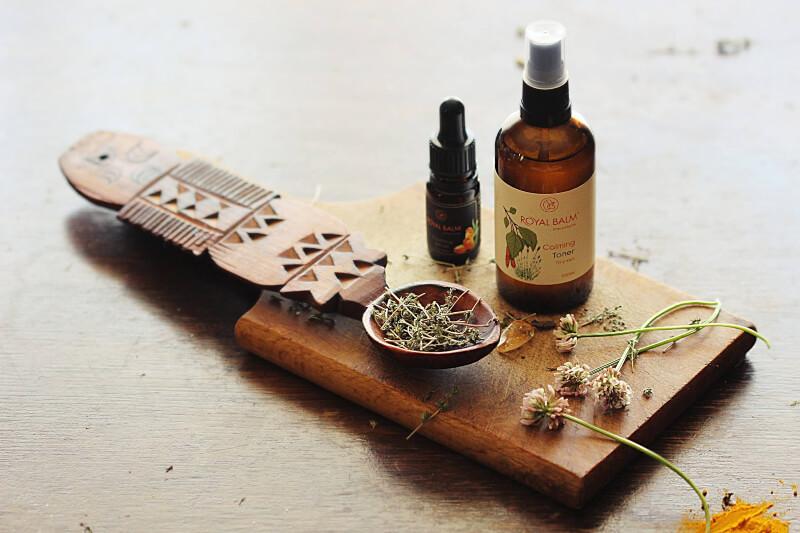 Tonik za suvu kožu i serum za suvu kožu - Martina Malašev