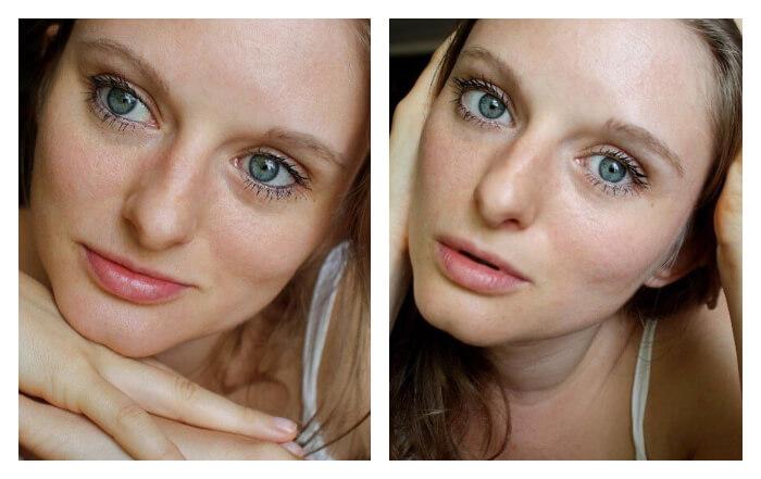 Posle upotrebe prirodne kozmetike