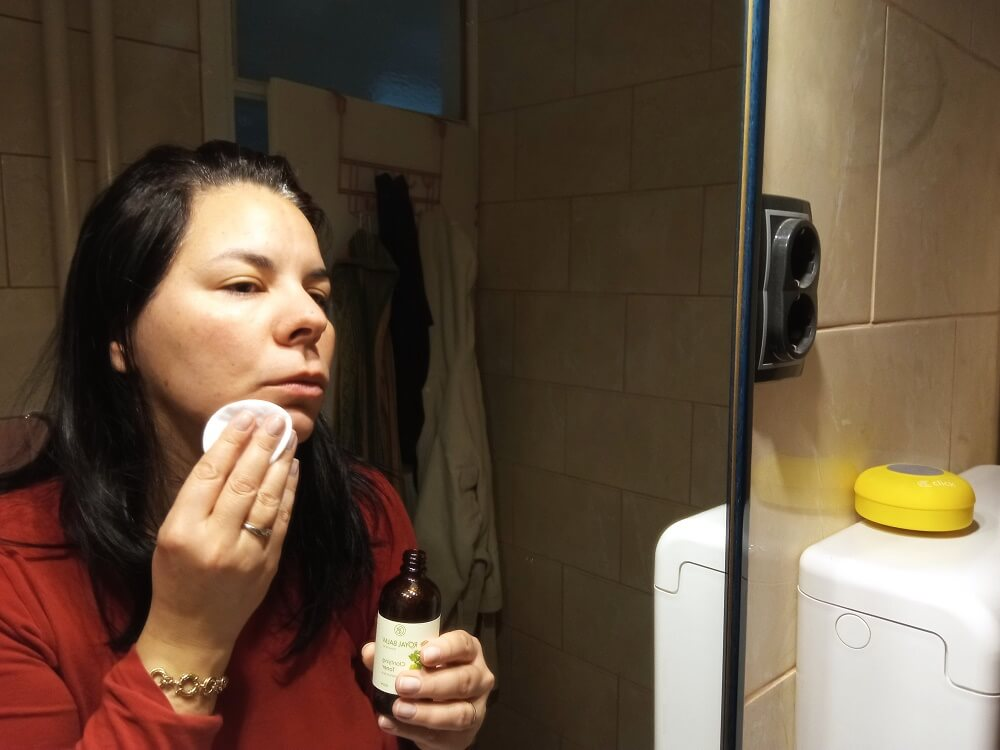 Marija Trifunović - Čišćenje lica