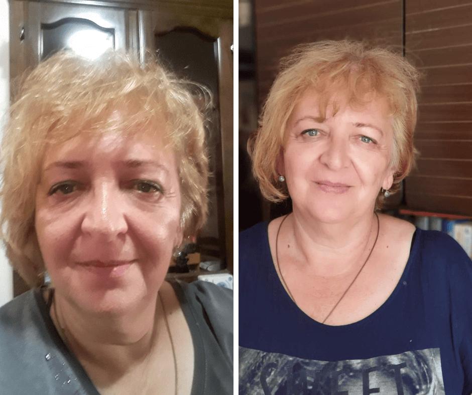Svetlana Vlajkov - Pre i posle