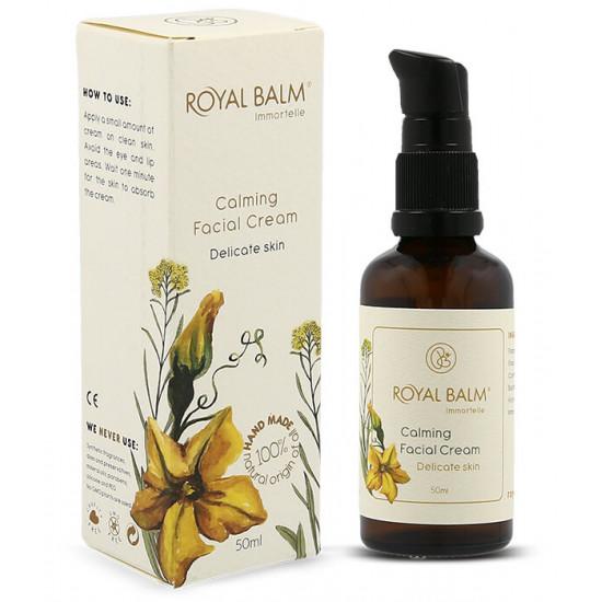 Prirodna krema za osetljivu kožu