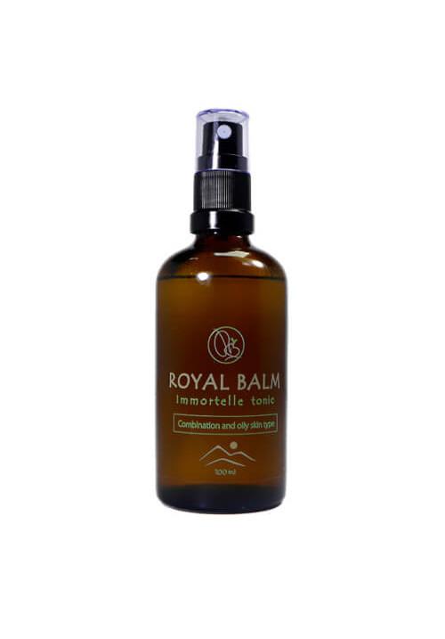Prirodni tonik za masnu i mešovitu kožu